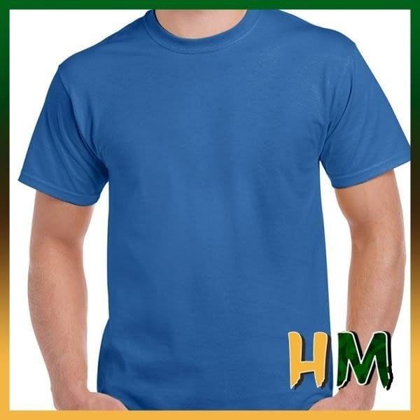 Camiseta Sublime Azul Royal