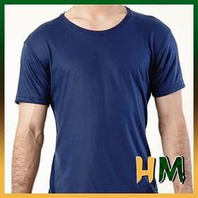 Camiseta Sublime Azul Marinho
