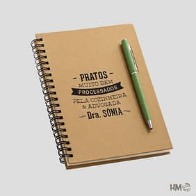 Caderno Receitas