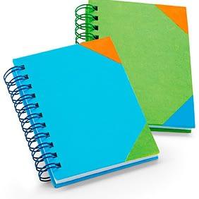 Caderno Espiral Personalizado