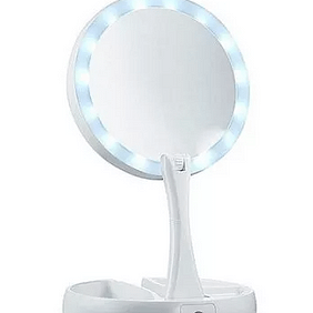Espelho de Maquiagem Personalizado