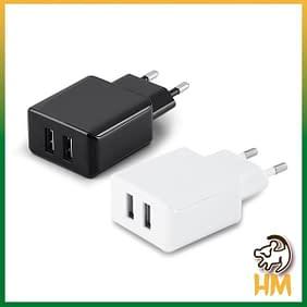 Carregador USB com duas saídas
