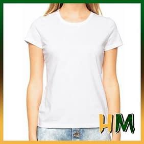 Camiseta Infantil Sublime Branca