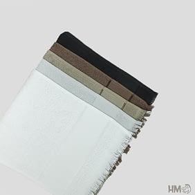 Toalha de Mão decorada com tecido