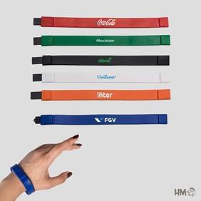 Pen Drive Pulseira Personalizado