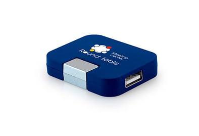 HUB USB Personalizado para Brindes