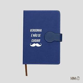 Caderno Pequeno Capa Dura
