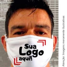 Mascara de Proteção Personalizada