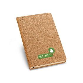 Caderno de Cortiça