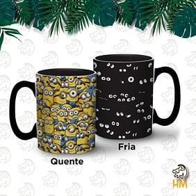 Caneca Magica de Ceramica 350ml