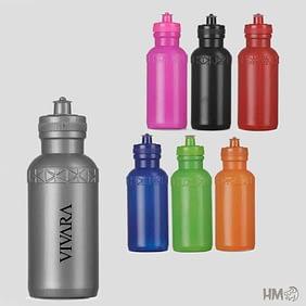 Squeeze Plástico Fosco 500ml