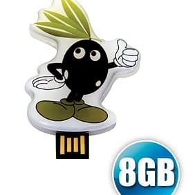 Pen Drive Estilizado 8GB