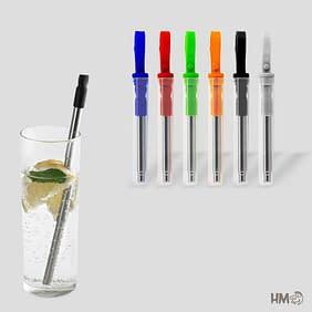 Canudos Personalizados para Drinks