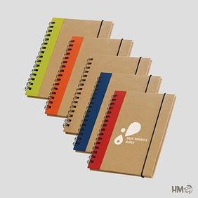Caderno Espiral Pequeno