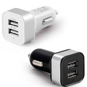 Tomada USB para Carros Personalizada