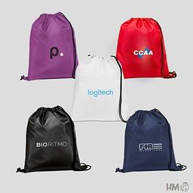 mochila promocional personalizada