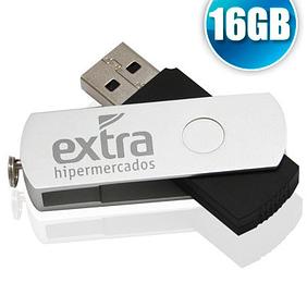 Pen Drive 16GB tipo Canivete Personalizado
