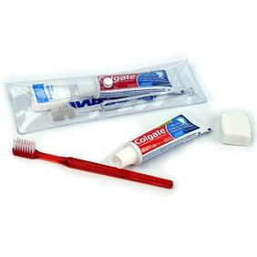 Kit Higiene Bucal Viagem